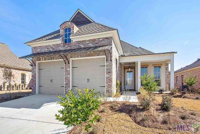 Zachary Single Family Home For Sale: 7158 Rue Lierre
