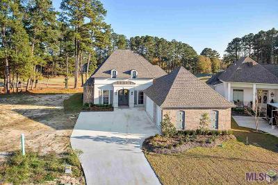 Denham Springs Single Family Home For Sale: 9427 St Andrews Ct