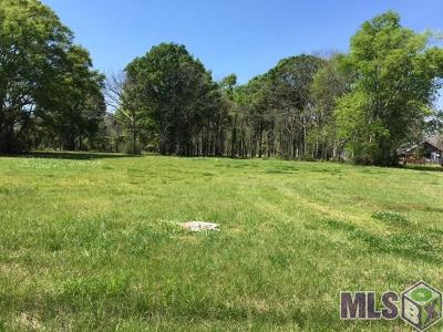Port Allen Residential Lots & Land For Sale: 6123 Rougon Rd