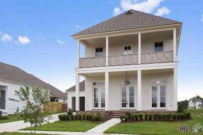 Prairieville Single Family Home For Sale: 38179 Cedar Grove Way