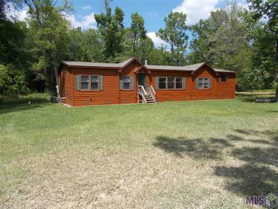 Denham Springs Single Family Home For Sale: 36310 Ruby Moore Rd