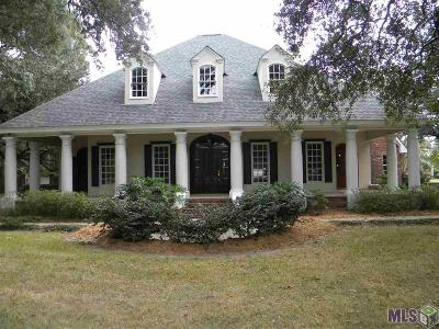 Prairieville Single Family Home For Sale: 37462 Seven Oaks Ave