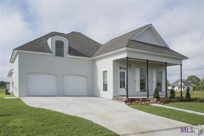 Prairieville Single Family Home For Sale: 38189 Emery Ln