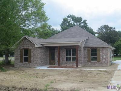 Gonzales Single Family Home For Sale: 14534 Lake Crossing Dr