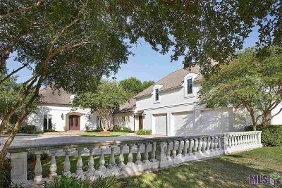 Baton Rouge Single Family Home For Sale: 18923 E Pinnacle Cir