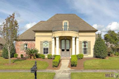 Zachary Single Family Home For Sale: 1595 Royal Troon Ct