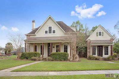 Zachary Single Family Home For Sale: 2328 Royal Troon Ct