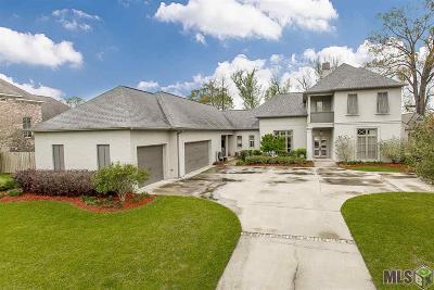 Prairieville Single Family Home For Sale: 18037 Charolais Dr
