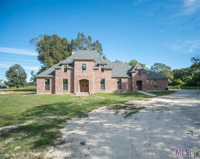 Port Allen Single Family Home For Sale: 9920 Cane Bayou Rd