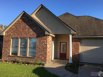 Gonzales Single Family Home For Sale: 40421 Fox Run Dr