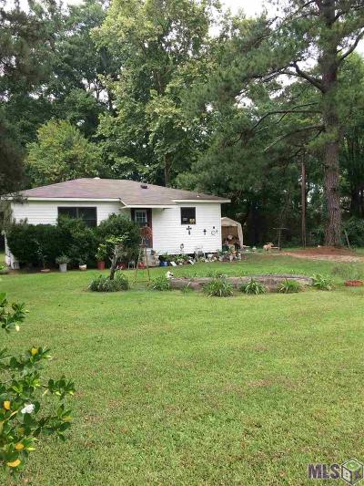 Greenwell Springs Single Family Home For Sale: 15133 Hooper Rd