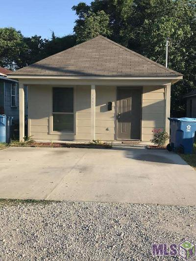 Port Allen Single Family Home For Sale: 1241 Court St