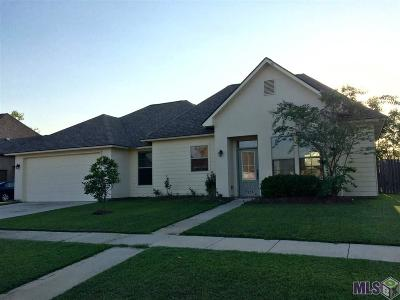 Zachary Single Family Home For Sale: 7235 Landry Dr