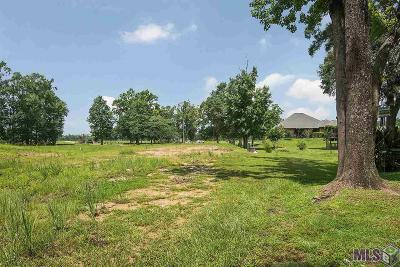 Zachary Residential Lots & Land For Sale: 21630 Wj Wicker Rd