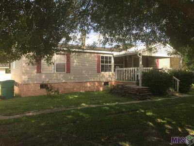 Denham Springs Single Family Home For Sale: 32206 Tuck Ln