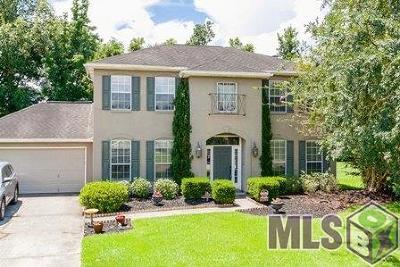 Prairieville Single Family Home For Sale: 41385 Tulip Hill Ave