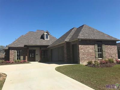 Prairieville Single Family Home For Sale: 37328 Whispering Hollow Ave