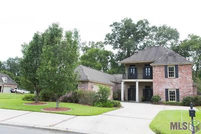 Baton Rouge Single Family Home For Sale: 16004 Parkside Ct