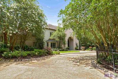 Baton Rouge Single Family Home For Sale: 846 Myrtle Hill Dr