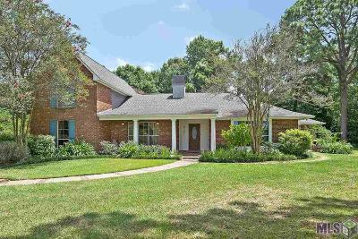 Baton Rouge Single Family Home For Sale: 2597 E Lakeshore Dr