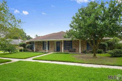 Baton Rouge LA Single Family Home For Sale: $260,000