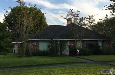 Springlake At Bluebonnet Highlands Single Family Home For Sale: 10415 Springbrook Ave