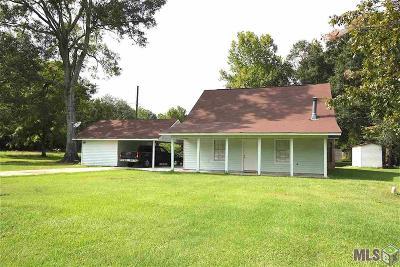 Prairieville Single Family Home For Sale: 43540 Hodgeson Rd