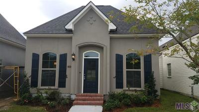 Central Single Family Home For Sale: 14264 Wax Rd
