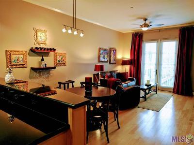 Baton Rouge Condo/Townhouse For Sale: 7707 Bluebonnet Blvd #315