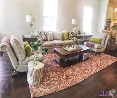 Zachary Single Family Home For Sale: 1307 Americana Blvd