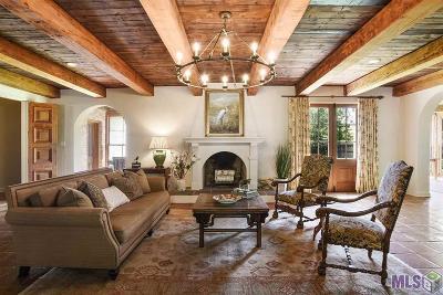 Baton Rouge LA Single Family Home For Sale: $825,000