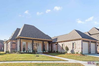 Zachary Single Family Home For Sale: 1624 Gleneagles Bend