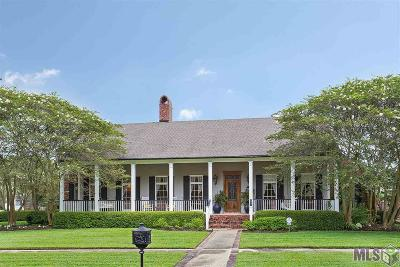 Baton Rouge Single Family Home For Sale: 6207 Clover Dr