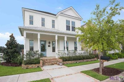 Zachary Single Family Home For Sale: 1174 Rockport St