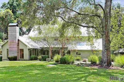 Prairieville, Baton Rouge, Geismar, Gonzales Single Family Home For Sale: 9770 Highland Rd