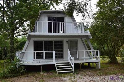 Prairieville Single Family Home For Sale: 17332 La Hwy 933