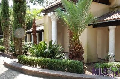 Baton Rouge LA Single Family Home For Sale: $855,000