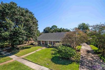 Baton Rouge LA Single Family Home For Sale: $420,500