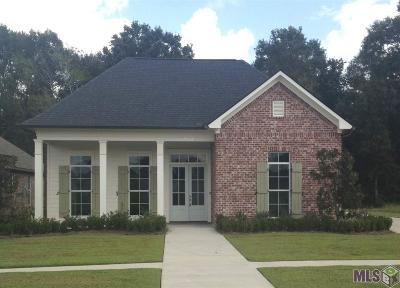 Port Allen Single Family Home For Sale: 2428 Woodland Ct