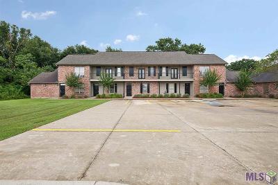 Baton Rouge Multi Family Home For Sale: 4521 Durham Pl