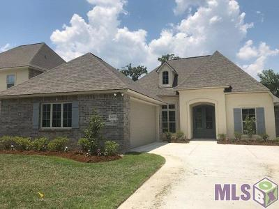 Prairieville Single Family Home For Sale: 18057 River Landing Dr