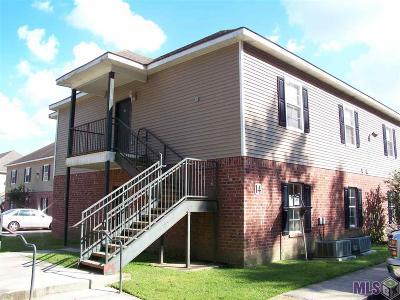 Denham Springs Condo/Townhouse For Sale: 31855 La Hwy 16 #1403