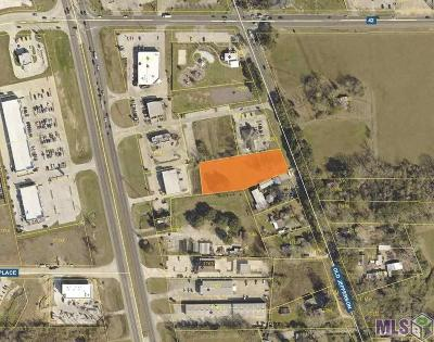 Prairieville Residential Lots & Land For Sale: 17223 Old Jefferson