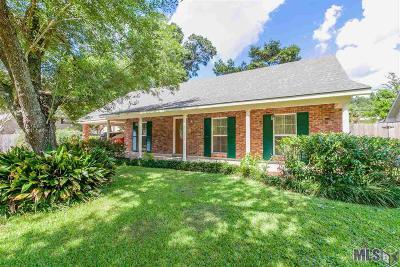 Baton Rouge LA Single Family Home For Sale: $229,000