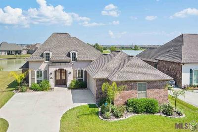Gonzales Single Family Home For Sale: 6426 Coushatta Dr