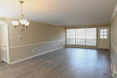 Baton Rouge Condo/Townhouse For Sale: 10440 Jefferson Hwy #C