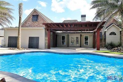 Denham Springs Single Family Home For Sale: 7820 Denham Chase Ave