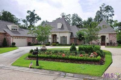 Prairieville Single Family Home For Sale: 36465 S Winding Ridge Dr