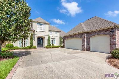Baton Rouge Single Family Home For Sale: 18739 Santa Maria Dr