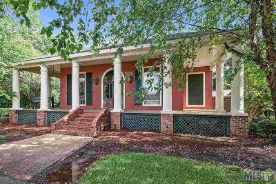 Denham Springs Single Family Home Contingent: 6991 Hunters Way